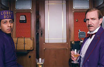 Bande-annonce du film The Grand Budapest Hotel
