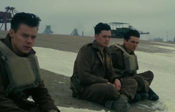 Découvrez une intense bande-annonce pour Dunkirk, le nouveau film de Christopher Nolan
