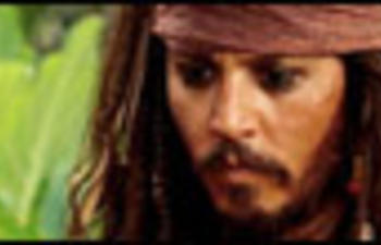 Johnny Depp dans The Tourist