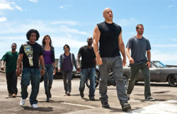 Sorties DVD : Fast Five