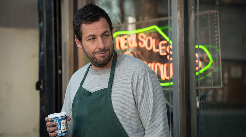 Des acteurs offensés quittent le plateau de The Ridiculous 6 d'Adam Sandler