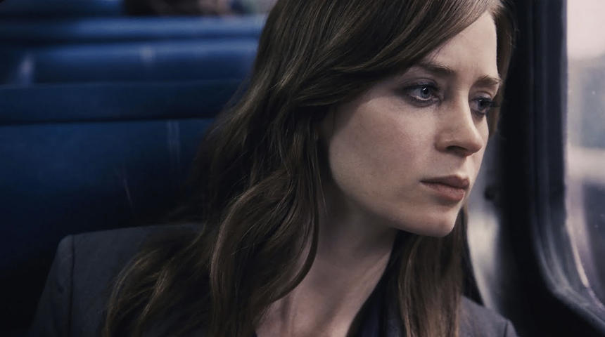 Sorties Blu-Ray et DVD : The Girl on the Train