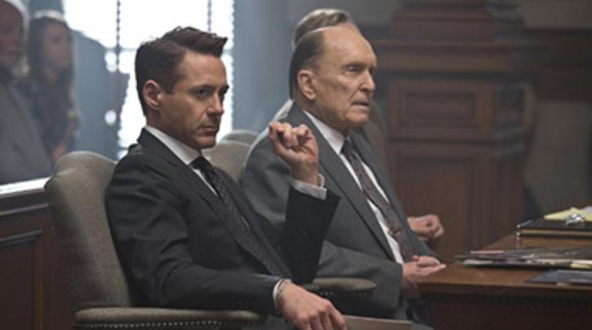 Première bande-annonce de The Judge avec Robert Downey Jr.