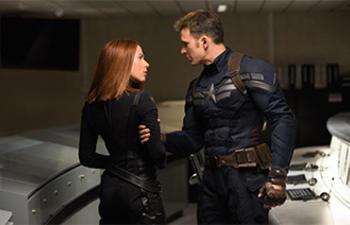 Box-office québécois : Capitaine America : Le soldat de l'hiver domine