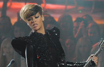 Rihanna se joint à la distribution de Battleship