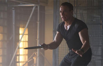 Jean-Claude Van Damme parle de The Expendables 2