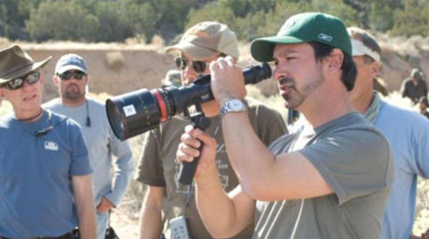 James Mangold à la barre du film The Gunslinger
