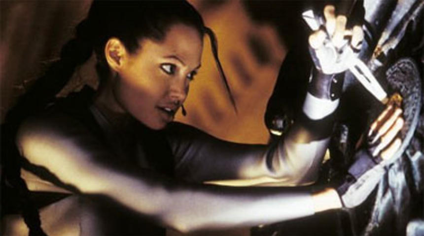 GK Films achètent les droits de Tomb Raider