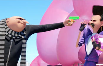 Box-office nord-américain : Despicable Me 3 en première place avec 75 millions $