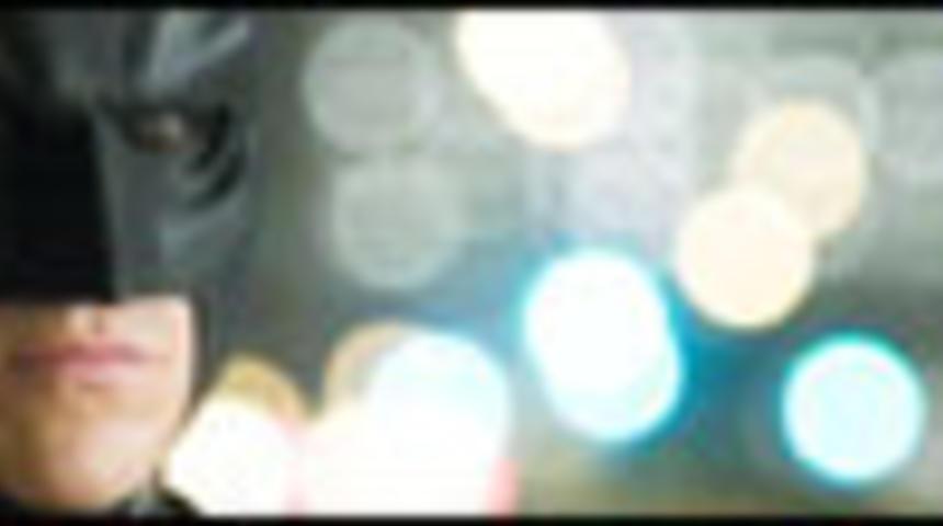 Le chevalier noir sur écran IMAX à Québec dès demain