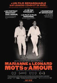 Marianne & Leonard : mots d'amour