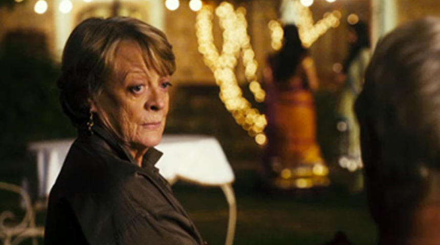 Bande-annonce de The Second Best Exotic Marigold Hotel