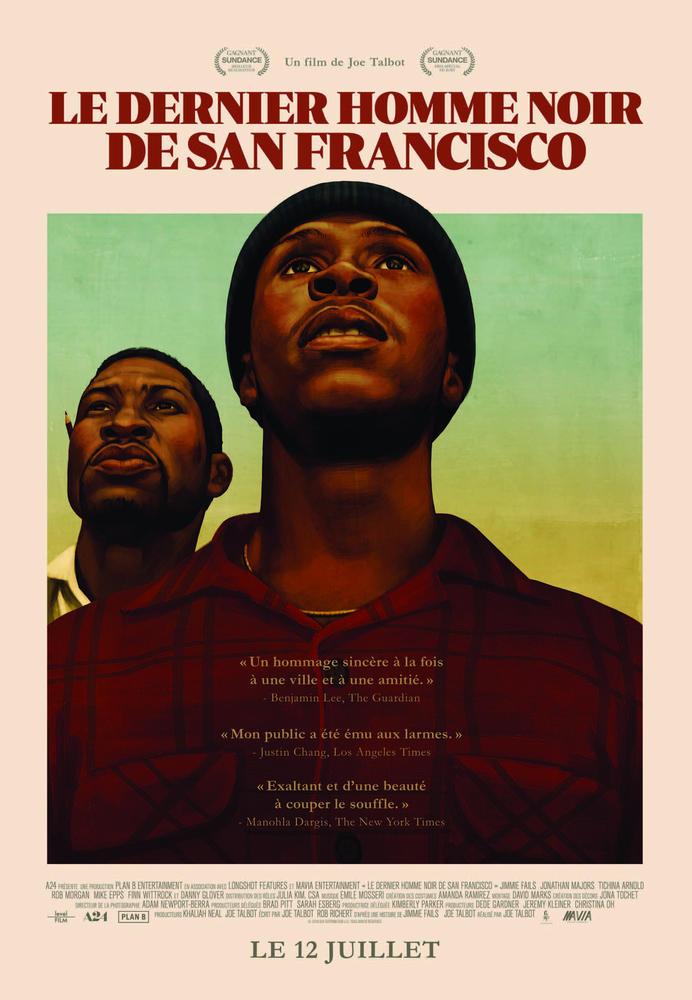 LE DERNIER HOMME NOIR DE SAN FRANCISCO (2019) - Film - Cinoche.com