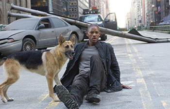 Warner prépare un reboot de I Am Legend