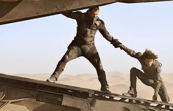 Warner dévoile la première bande-annonce du nouveau Dune