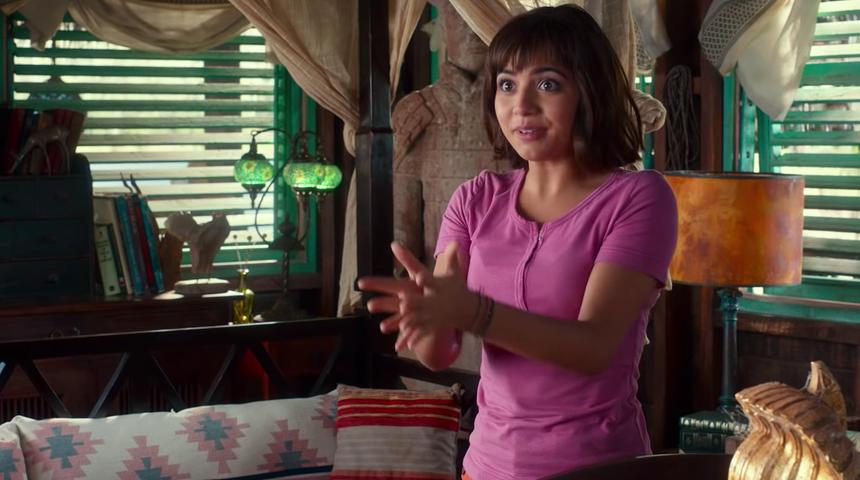 5 choses à savoir sur le nouveau film Dora et la cité d'or perdue