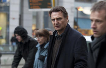 Liam Neeson dans Non-Stop