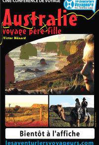 L'Australie : un voyage père-fille