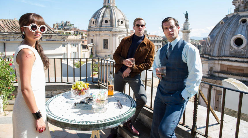 Sorties DVD : The Man from U.N.C.L.E.