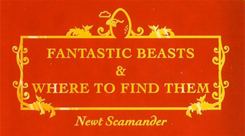 Warner prépare l'adaptation de Fantastic Beasts and Where to Find Them