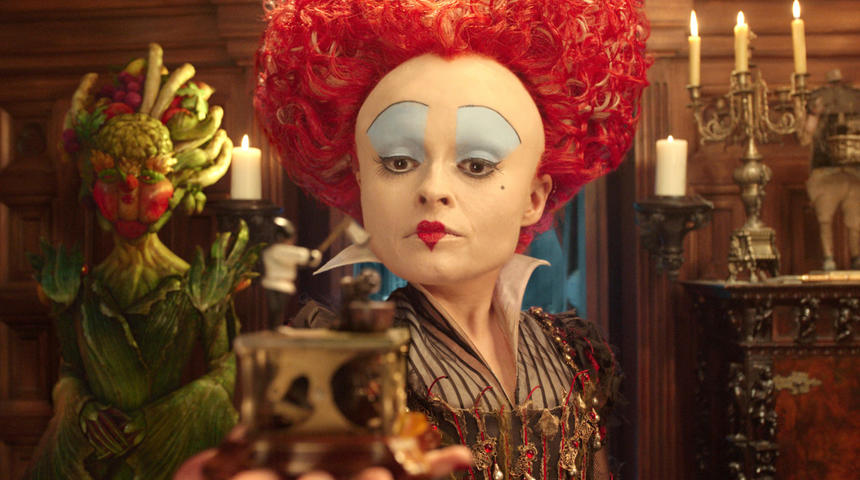 Sorties DVD : Alice Through the Looking Glass
