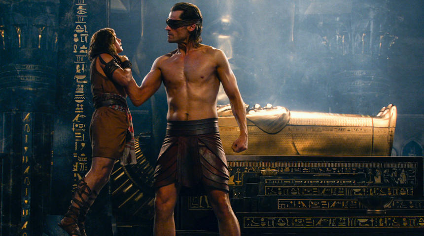 Sorties DVD : Gods of Egypt