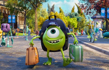 Nouveautés : Monsters University