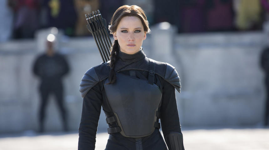 Nouveautés : The Hunger Games: Mockingjay - Part 2