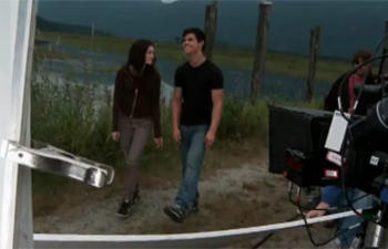 Aperçu de sept minutes du film The Twilight Saga: Eclipse
