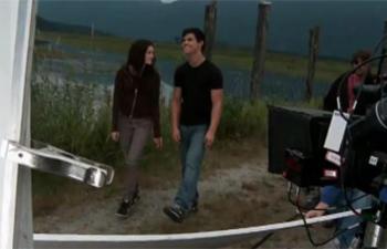 Aperçu de sept minutes du film The Twilight Saga: Eclipse