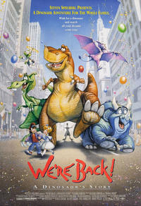 Nous sommes de retour - Une histoire de dinosaures