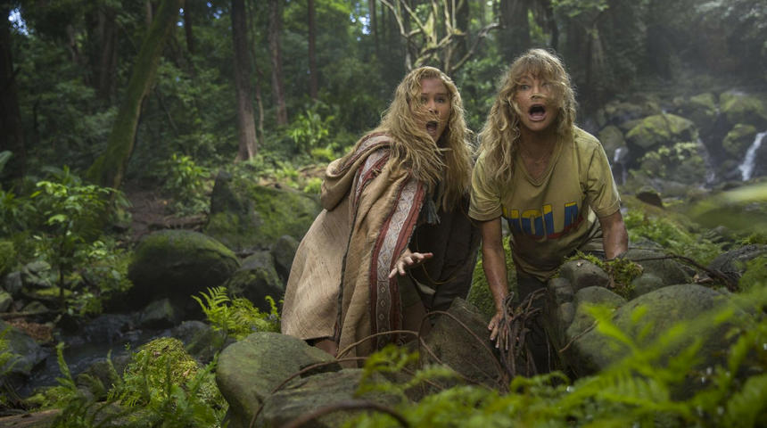 Sorties Blu-Ray et DVD : Snatched