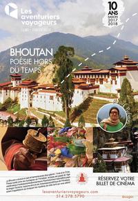 Les aventuriers voyageurs - Bhoutan