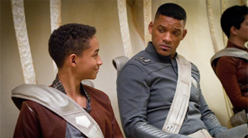 Nouveautés : After Earth
