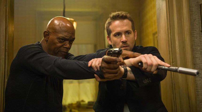 Nouveautés : The Hitman's Bodyguard et Logan Lucky
