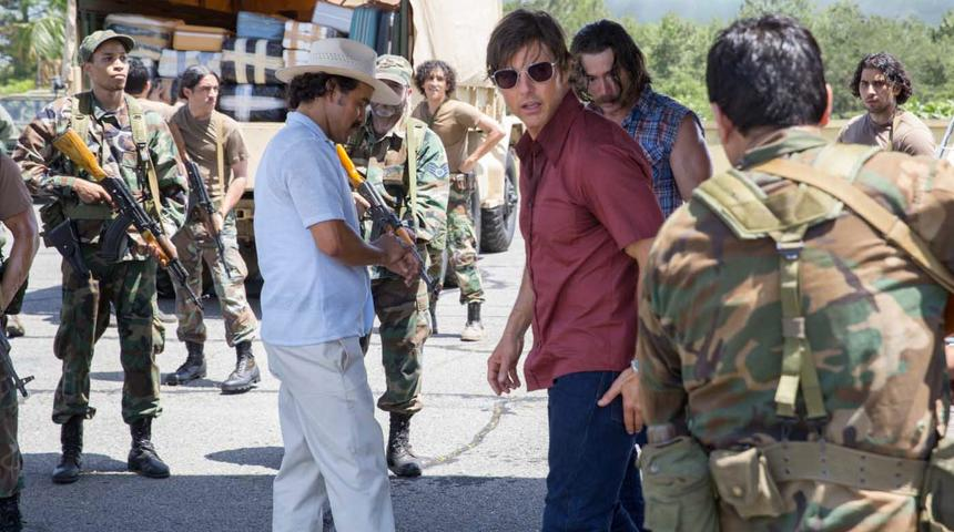 Sortie Blu-Ray et DVD : American Made