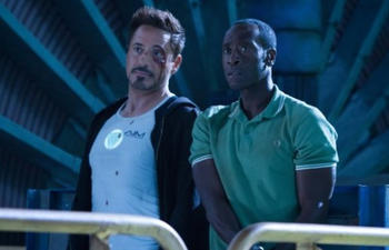 Don Cheadle parle de Iron Man 3