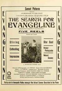 À la recherche d'Évangéline