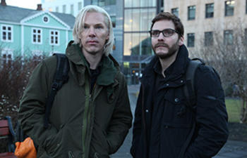 Début du tournage du film The Fifth Estate