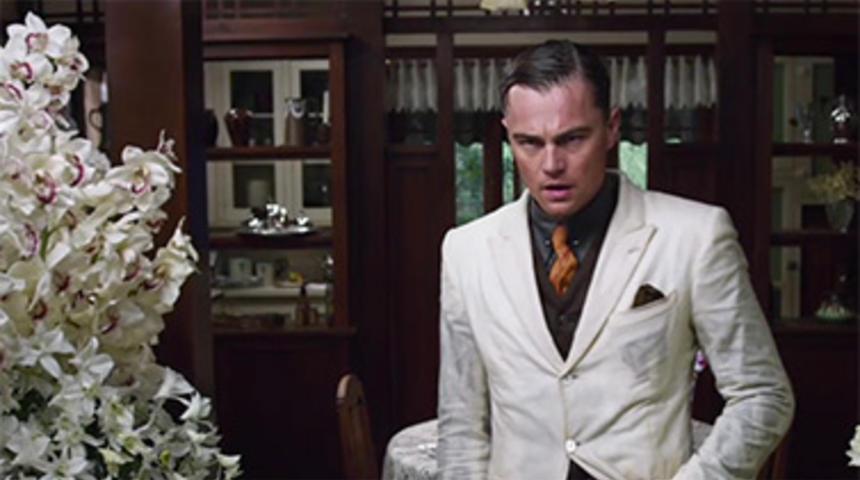 Nouvelle date de sortie pour The Great Gatsby