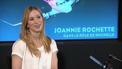 Aperçu en français avec Joannie Rochette
