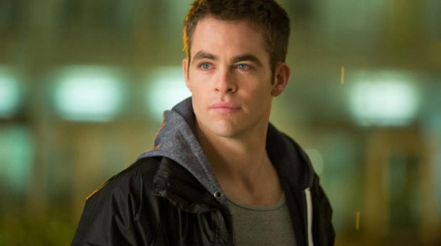 Chris Pine sera la vedette de The Line