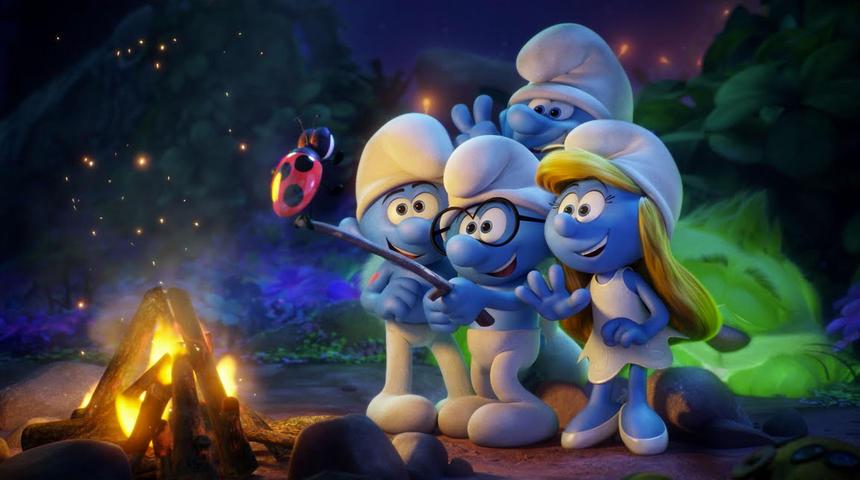 Nouveautés : Smurfs: The Lost Village