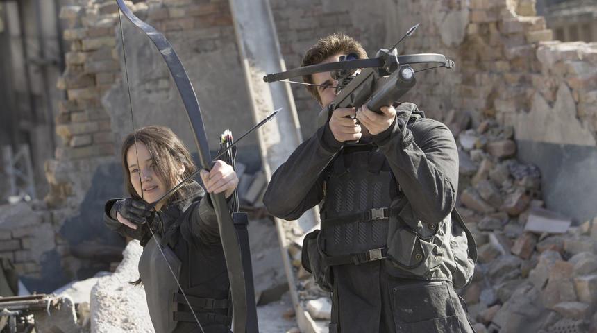 Box-office québécois : Hunger Games: La révolte partie 1 conserve le premier rang
