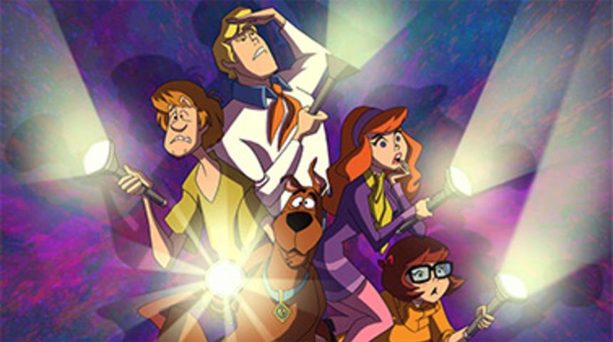 Un film d'animation de Scooby-Doo prévu pour le grand écran
