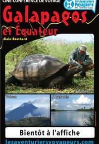 Galapagos et Équateur