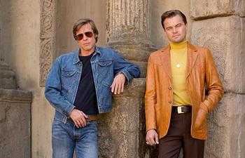 Bande-annonce : Leonardo DiCaprio et Brad Pitt dans un film de Quentin Tarantino