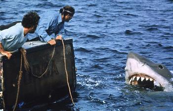 Coffret spécial pour le 45e anniversaire du film Jaws
