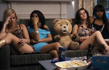 Bande-annonce du film Ted