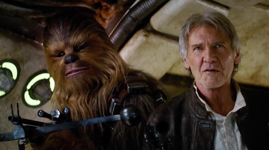 Nouvelle bande-annonce Star Wars: The Force Awakens